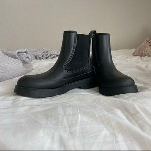Urban Outfitters Platform Rain Boots